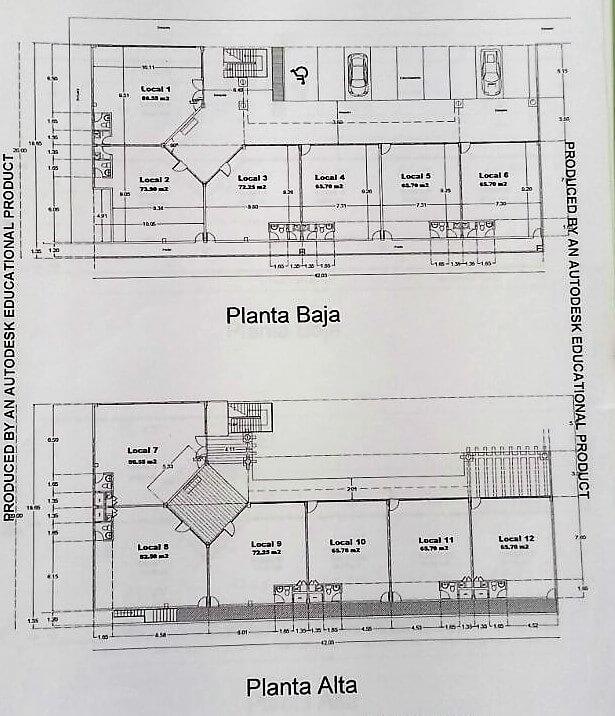 planos de plaza stark